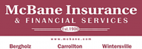 McBane Insurance & Financial Services - The employee benefits broker and group health insurance advisor in Bergholz