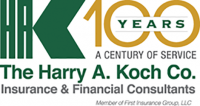 The Harry A. Koch Co. - The employee benefits broker and group health insurance advisor in Omaha