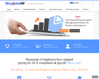 WorXsiteHR - The employee benefits broker and group health insurance advisor in Oxnard